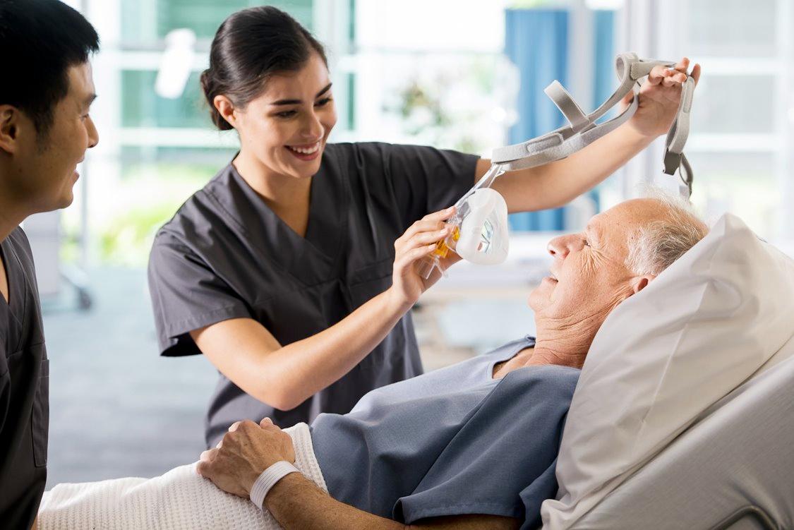 ventilación no invasiva en pacientes