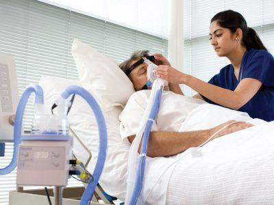 personal técnico especializado para Inhaloterapia